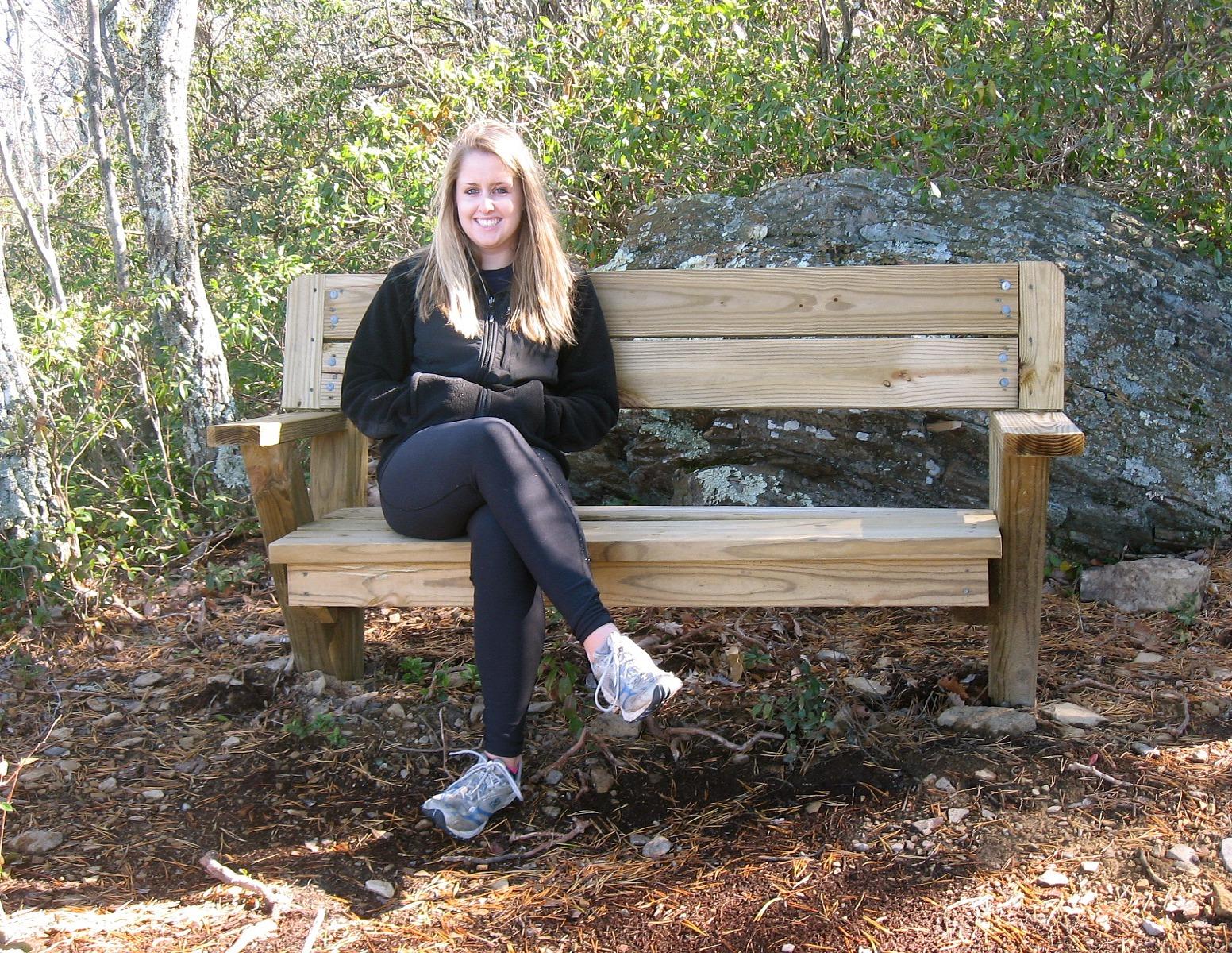 Audie Murphy Memorial Hokie Hiker